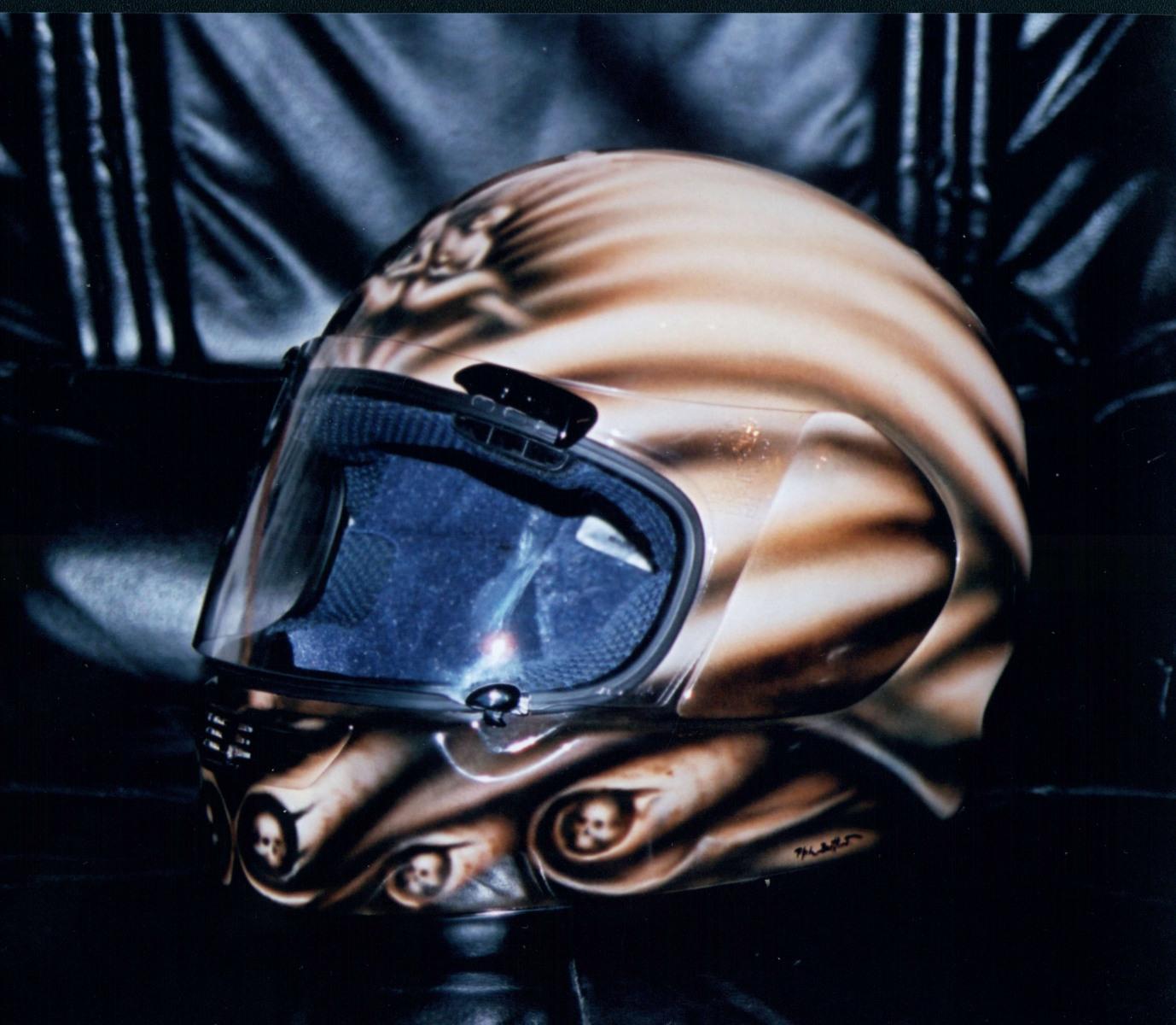 helmet-side